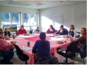 FSM luncheon